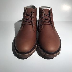 e8c00ffa6 Lacoste Shoes - Lacoste Men s Montbard Chukka Boots Leather Brown